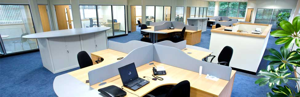 Desk dividers/screens